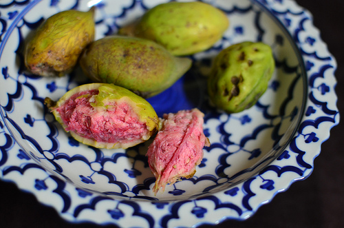 Ebelebo (sea almond tree fruit) Image by Kitchen Butterfly